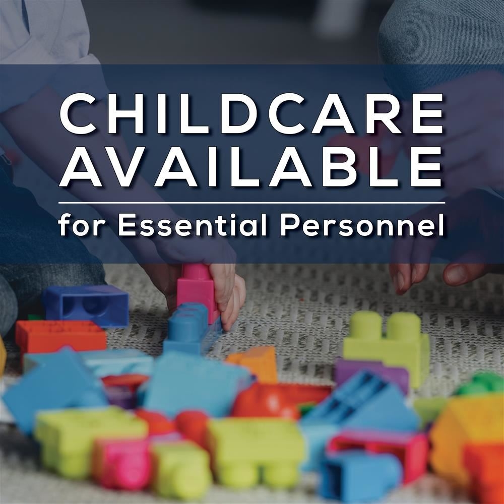 Child Care for Essential Personnel