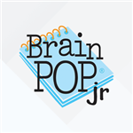 Brain Pop Jr Icon
