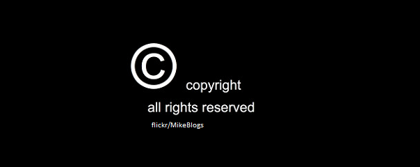 Copyright Symbol. All rights reserved.